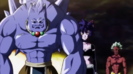 Hop and other Universe 9 warriors after Goku and Vegeta
