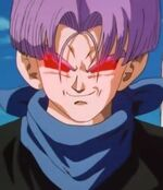 Bulla and Trunks un121212der Baby's control