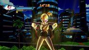 DBXV Female Saiyan Future Warrior (SSJ) Vegeta Battle Suit (Frieza Saga) Shocking Death Ball (Ultimate Skill) EBfbS1U