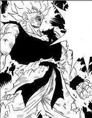 I am the Super Saiyan, Son Goku!!