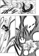 Piccolo's fires several Ki blast in the air around -17