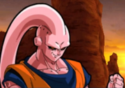 Futture Super Buu (Gohan, Gotenks, Future Broly Cooler absorbed)