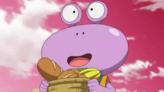 Arquivo:Berry brings food to Bardock.png