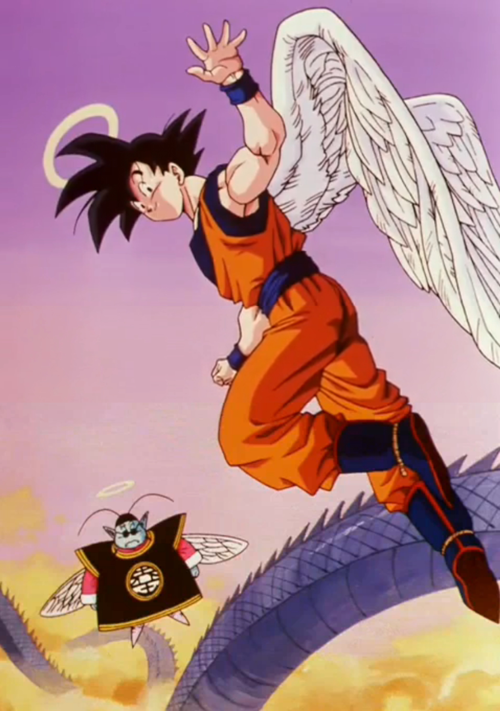 Que Paso Con Don King >> We Were Angels | Dragon Ball Wiki | FANDOM powered by Wikia
