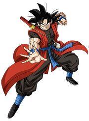 Xeno Goku