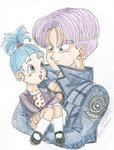 File:Mirai Trunks meet Chibi Bra by Trunks Lovers.jpg