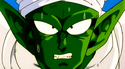 Piccolo after attacking raditz