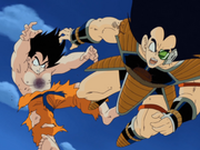 Death of Raditz