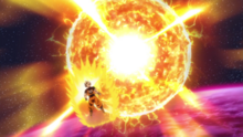 DBS Giant Sphere of Destruction