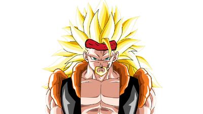 Super Saiyan 3 Bargeta