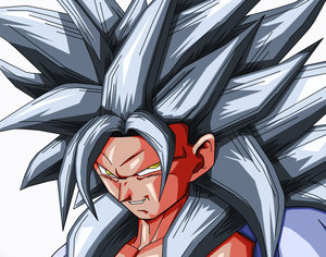 File:Son Goku AF SSJ5 CLOSE UP by Gothax.jpg