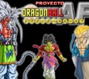 Dragon Ball AF (Disasters GoOn's version)
