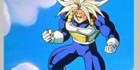 Super Saiyan Future Trunks Card