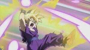 Gohan Teen Super Saiyan super 22
