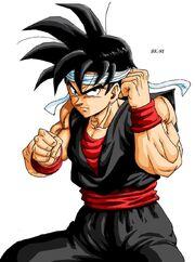 Son Goten AF normal by dragonball italia