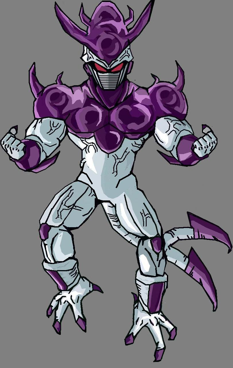 Image - Alternitive frieza 5th form.jpg | Dragonball Fanon ...