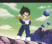Vegeta (Early)