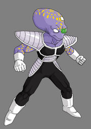Frieza Soldier 4