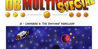 Universe 3: The Saiyans' rebellion