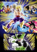 Dragon Ball Multiverse(Teen Gohan-Super Saiyan 2) Death(Remastered)