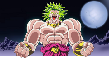 Broly (all universes)