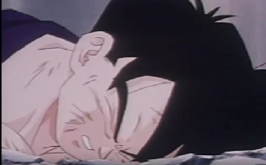 File:Teen gohan fail floor after being over powered defeated and killed by turles5.png