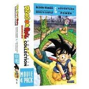 Dragonball Movie 4 Pack