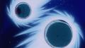GokuAndBardocksSpacePods