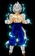 Majin vegetto by theothersmen-d37cvfi