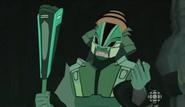 Green priest