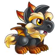 Firewolf Dragon 1