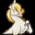 Cortesia the Unicorn