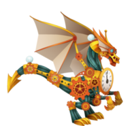 Timetravel Dragon 3