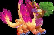 Peace Dragon 3