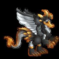 Black Swan Dragon 3