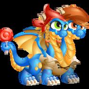 Hansel & Gretel Dragon 2