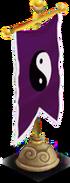 Ying Yang Flag