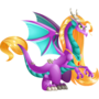 Rapunzel Dragon 3
