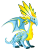 Fluorescent Dragon 2