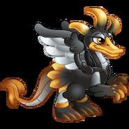 Black Swan Dragon 2
