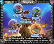 Viking island