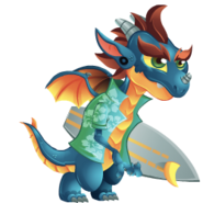 Surf Dragon 2