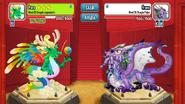 Legendary vs Octopus