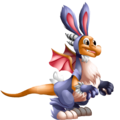 Bunny Dragon 3