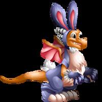 Bunny Dragon 3