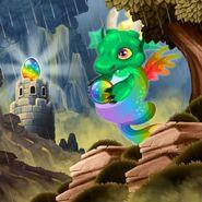 Legendary Dragon-Hatch