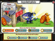 Eclipse Dragon-Training