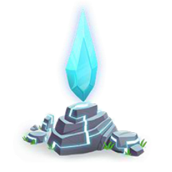Atlantis Crystal