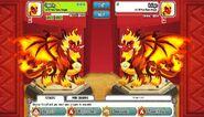 Flame vs flame