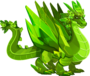 Emerald Dragon 3